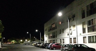 La renovaci�n del alumbrado de varias calles de Don Benito ahorrar� un 63% del consumo