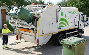 PROMEDIO adjudica el suministro de cuatro nuevos camiones de recogida de residuos urbanos