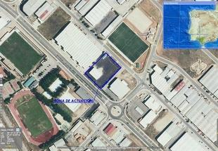 El Gobierno extreme�o destina 610.000 euros de presupuesto para el futuro Centro de Transportes de Zafra