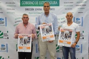 Unos 150 deportistas competir�n en el Campeonato de Extremadura de Triatl�n Cros en la Isla del Z�jar
