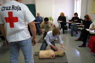 Cruz Roja realizar� talleres en la provincia de Badajoz para celebrar el 'D�a Mundial de los Primeros Auxilios'