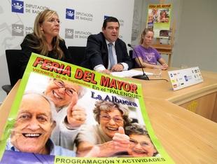 M�s de mil mayores participar�n este viernes en la I Feria del Mayor en La Albuera