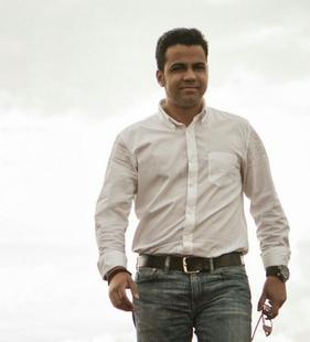 Manuel Jos� Gonz�lez Andrade, candidato a alcalde en Olivenza