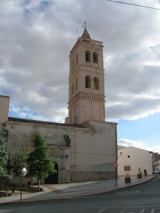 La parroquia de Santa Marta de los Barros cumple 450 a�os con charlas y la presentaci�n de un libro