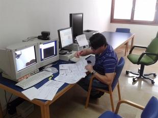 El Hospital de Don Benito realiza la primera consulta de Urolog�a por telemedicina a un paciente de Talarrubias