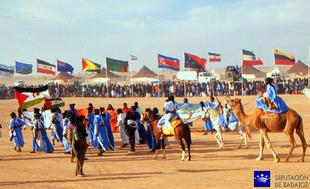 Charla-coloquio sobre el Sahara en la R.U. Hern�n Cort�s