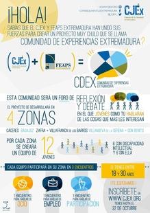 El proyecto Comunidad de Experiencias de Extremadura inicia su actividad en Villafranca y Villanueva de la Serena