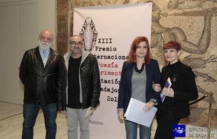 La obra ''�til para la extracci�n de la locura'' gana el XIII Premio de Poes�a Experimental