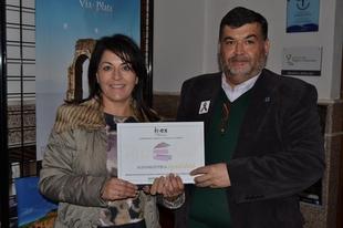 Los Santos de Maimona reconocido por el Gobierno de Extremadura por firmar el protocolo de actuacci�n contra la violencia hacia las mujeres