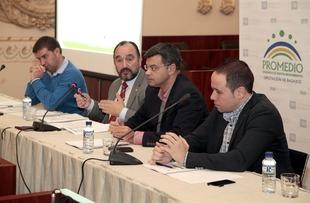 La Diputaci�n solicita al Gobierno de Extremadura m�s recursos econ�micos para la restauraci�n de escombreras