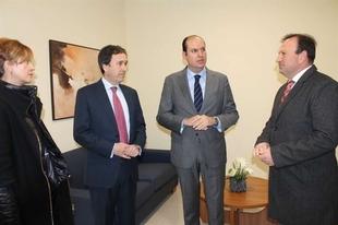 El municipio pacense de Lob�n inaugura este martes su nueva sala velatorio