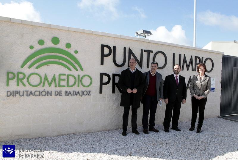 Zafra contar� con el primer punto limpio para la clasificaci�n y reciclaje de residuos de la provincia de Badajoz