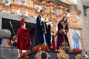 Jerez de los Caballeros trabaja para que su Semana Santa sea declarada Fiesta de Inter�s Tur�stico Nacional