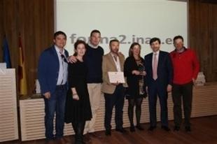 La Diputaci�n de Badajoz recoge en Madrid el premio a la Innovaci�n Did�ctica por un curso de t�cnicas de rescate