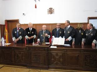 El nuevo fiscal jefe de Badajoz muestra su preocupaci�n por el mundo penitenciario y los casos de corrupci�n