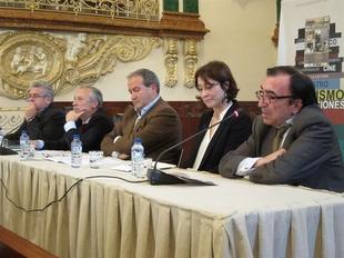 Expertos de Portugal, Espa�a e Italia participan en Badajoz en un congreso sobre la figura del general Humberto Delgado