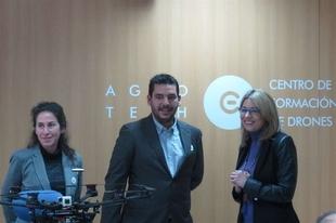 La Escuela T�cnica Agrotech de Don Benito inicia su actividad con un curso sobre pilotaje de drones