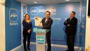 El PP denunciar� ante los tribunales al presidente de la Asociaci�n de Empresarios Siglo XXI de Llerena