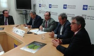 Los municipios de Badajoz recibir�n 250.000 euros para la difusi�n y promoci�n cultural en la provincia