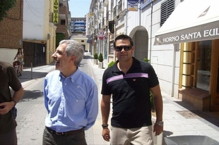 Javier Gal�n encabeza la candidatura de IU-Verdes en Don Benito para los comicios municipales