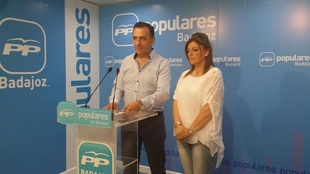 Morales califica de ''cacicada y persecuci�n pol�tica'' el despido de la candidata 'popular' de Alconchel
