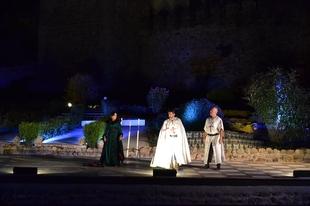 Jerez de los Caballeros recrea y celebra su pasado templario en un festival