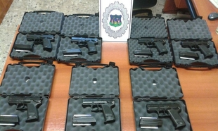 La Polic�a Local de Montijo adquiere 15 nuevas pistolas que ''cumplen la normativa regional vigente''