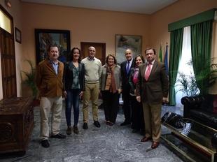 La Confederaci�n de Organizaciones Empresariales de Badajoz analiza las demandas del sector en una reuni�n en Zafra