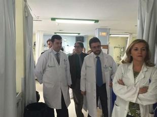 Vergeles afirma que construir el hospital de Don Benito-Villanueva en la zona del PIR supondr�a ahorrar diez millones