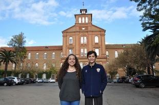 Dos alumnos de Villafranca de los Barros participar�n en Pek�n en un campeonato mundial de matem�ticas