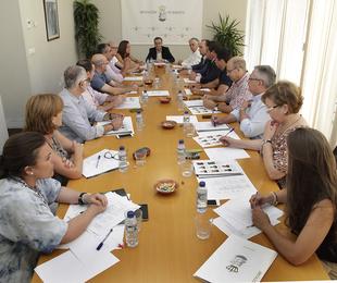 Este mi�rcoles comienzan las reuniones de trabajo para la elaboraci�n de los Presupuestos 2016 de la Diputaci�n de Badajoz