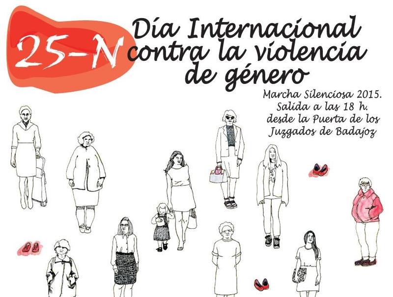Marcha silenciosa contra la violencia de g�nero