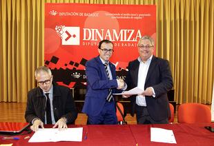 El BOE publica el Plan Estrat�gico de Subvenciones de la Diputaci�n Provincial de Badajoz para el ejercicio 2016
