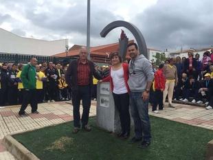 M�s de mil personas recorren las calles de Castuera en la clausura de los Juegos Extreme�os del Deporte Especial