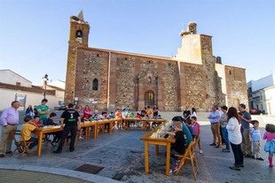 Un circuito deportivo y de promoci�n del ajedrez llega a Monesterio