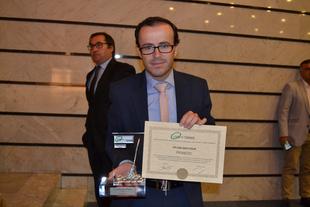 El Consorcio de Gesti�n Medioambiental Promedio de la Diputaci�n de Badajoz, premio Escoba de Plata