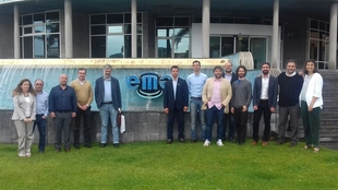 El Consorcio Promedio de la Diputaci�n de Badajoz participa en Gij�n en un encuentro de operadores p�blicos de agua