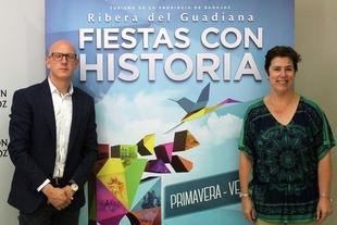 16 municipios reunidos en la III Edici�n de ��Fiestas con Historia��