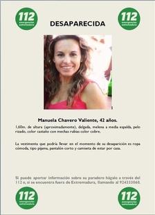 El juez decreta el secreto de las actuaciones en el caso de la mujer desaparecida en Monesterio