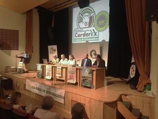 Unos 250 representantes del sector ovino asisten en Castuera a las jornadas t�cnicas de Corderex