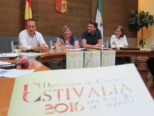 El programa cultural Estivalia llega este verano a 22 municipios de la provincia de C�ceres, siete m�s que en 2015