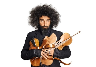 El violinista Ara Malikian abre este viernes los Encuentros de Mont�nchez