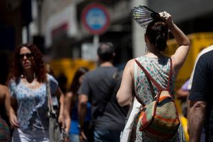 Las Vegas del Guadiana permanecer�n en riesgo por altas temperaturas este viernes