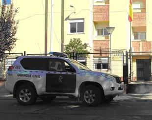 Un guardia civil fuera de servicio detiene a un joven por el robo de un bolso en Villanueva de la Serena