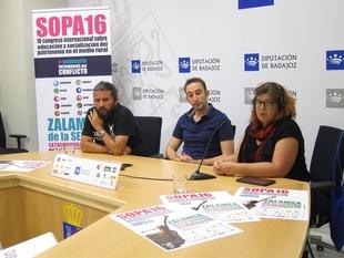 Zalamea de la Serena celebra IV Congreso sobre Socializaci�n del Patrimonio en el Medio Rural