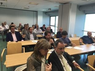 El Consorcio Promedio comparte su experiencia de gesti�n en un encuentro sobre agua y cooperaci�n internacional