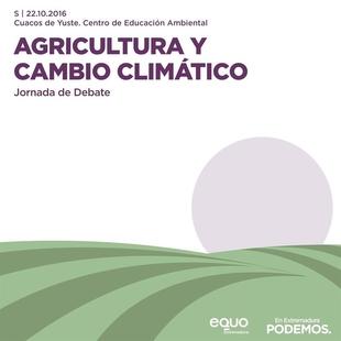 Podemos y Equo analizar�n en Cuacos de Yuste (C�ceres) formas de producir que mitiguen el cambio clim�tico