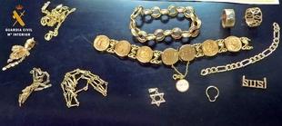 Detenidas dos mujeres por el robo en Maguilla de joyas valoradas en unos 6.000 euros