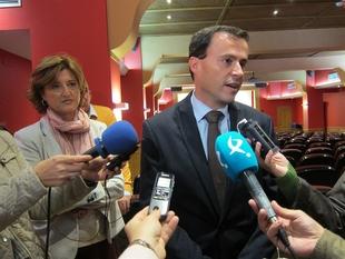 Gallardo respeta la manifestaci�n contraria al Plan Director del Hospital Provincial, aunque lo tacha de ''muy bueno''