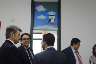 El nuevo centro de salud de Olivenza, a pleno rendimiento tras una inversi�n de 3,5 millones en su construcci�n